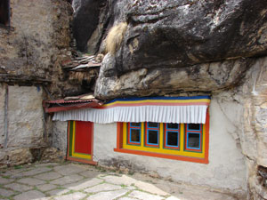 Lawudo Cave